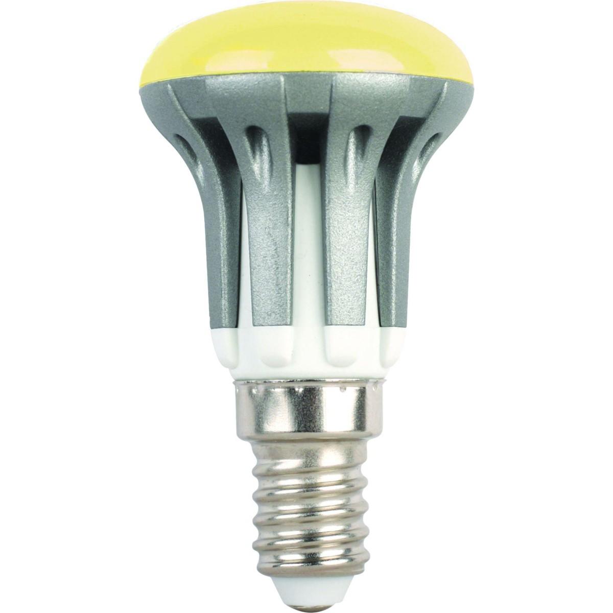 Лампа Ecola стандарт светодионая E14 4 Вт рефлекторная 320 Лм теплый свет