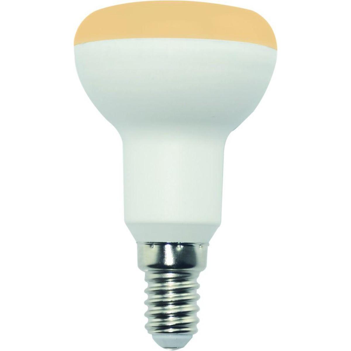 Лампа Ecola Premium светодионая E14 7 Вт рефлекторная 630 Лм теплый свет