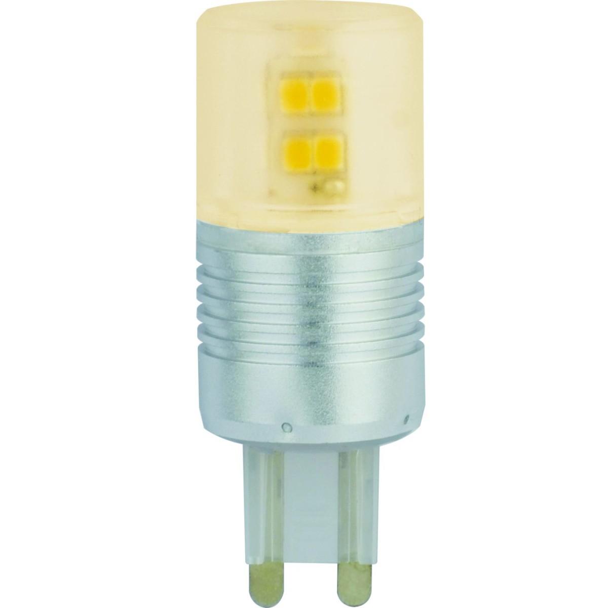 Лампа Ecola Premium светодионая G9 4.10 Вт капсула 348 Лм теплый свет