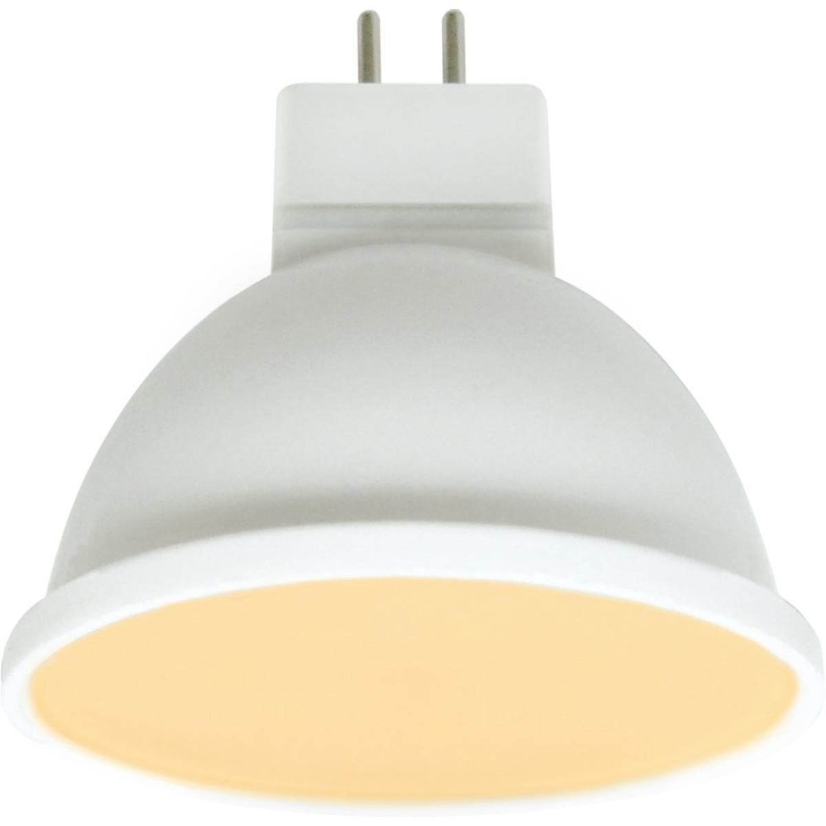 Лампа Ecola Premium светодионая GU5.3 8 Вт рефлекторная 640 Лм теплый свет