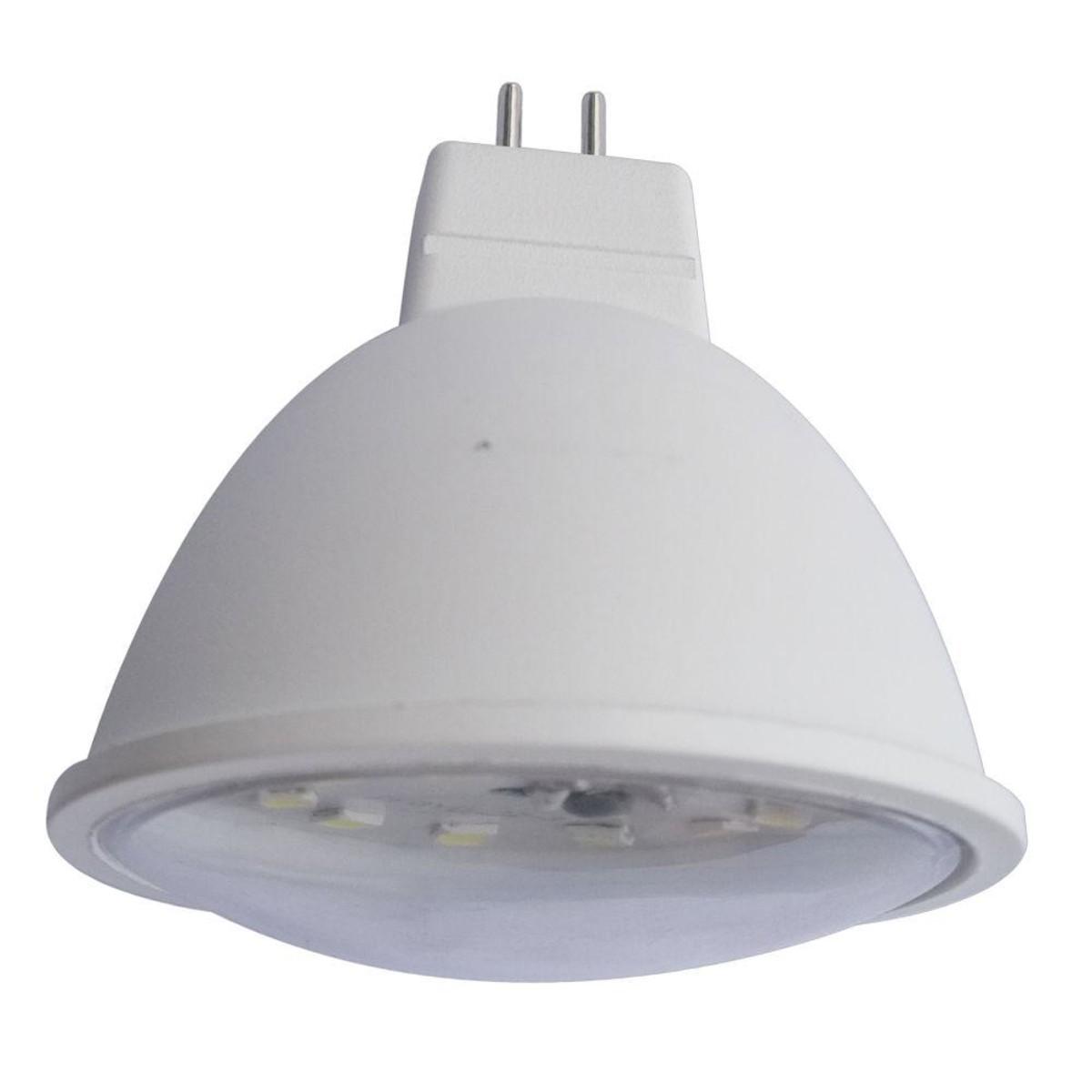 Лампа Ecola Premium светодионая GU5.3 7 Вт рефлекторная 630 Лм нейтральный свет