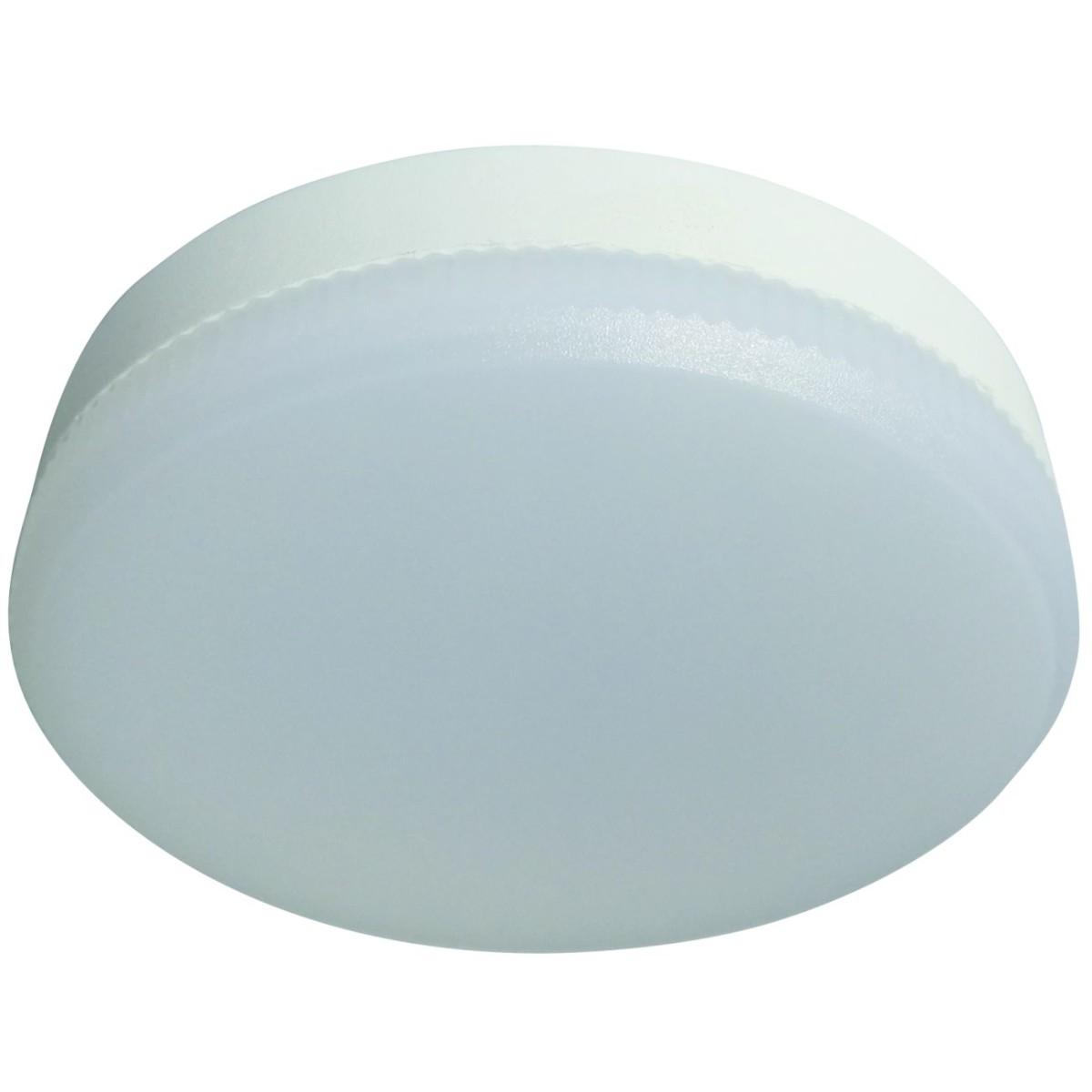 Лампа Ecola light GX53 6 Вт таблетка 480 Лм нейтральный 10 шт