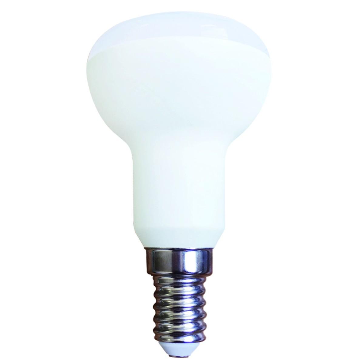 Лампа Ecola light E14 7 Вт рефлекторная 560 Лм теплый 4 шт