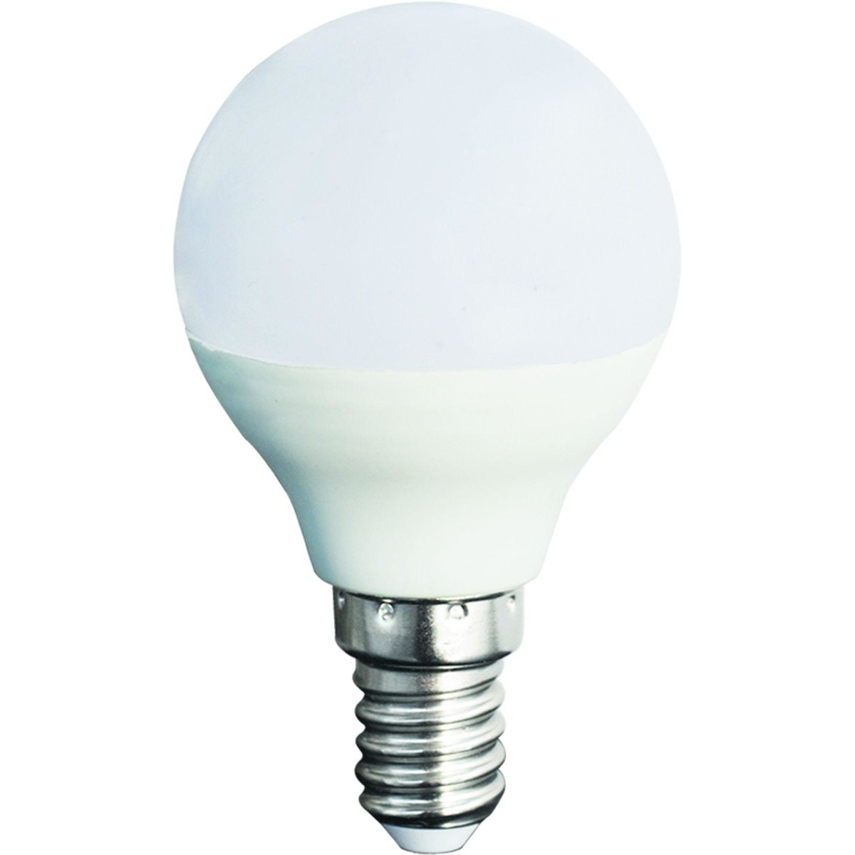 Лампа Ecola light светодионая E14 4 Вт шар 260 Лм теплый свет