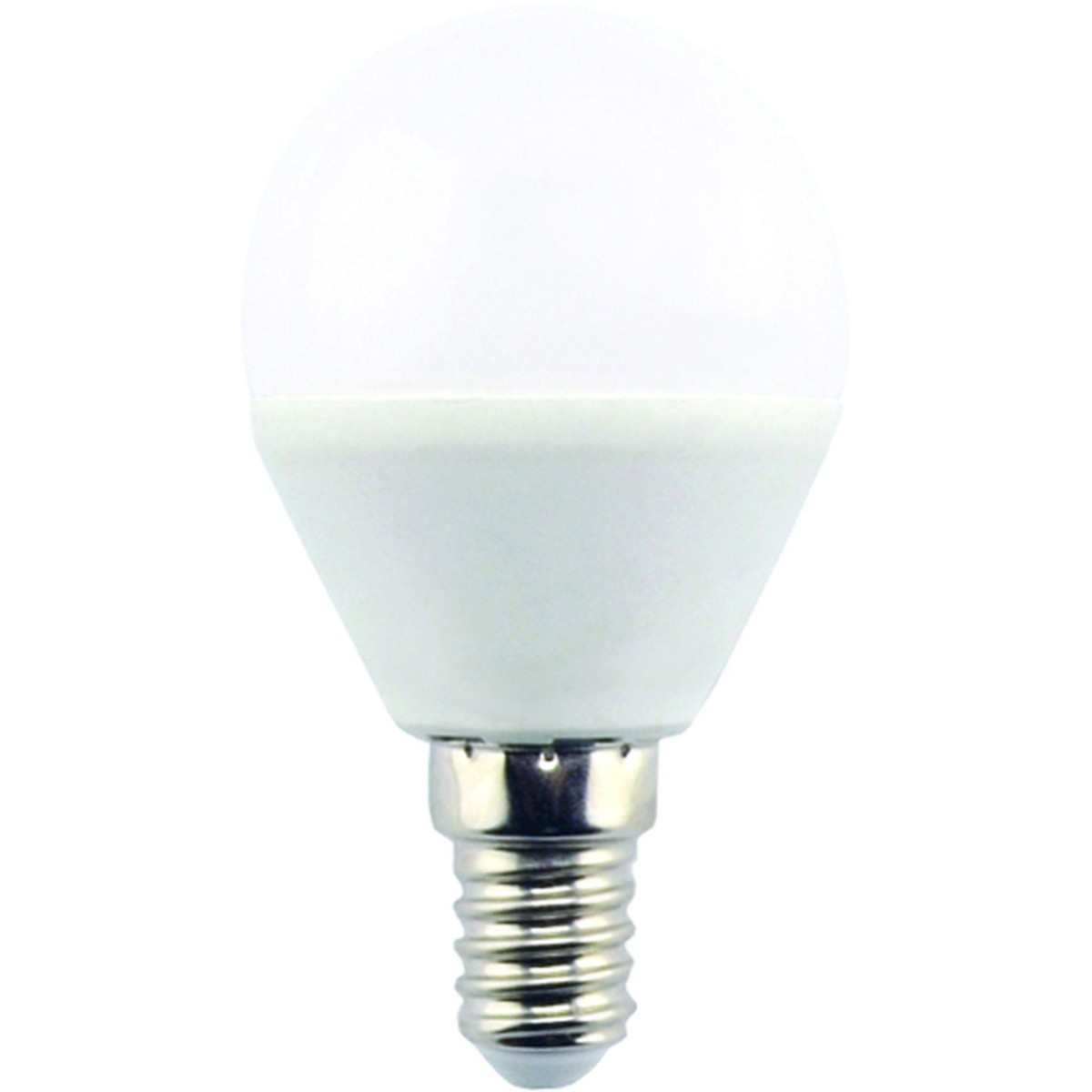 Лампа Ecola light светодионая E14 4 Вт шар 260 Лм нейтральный свет