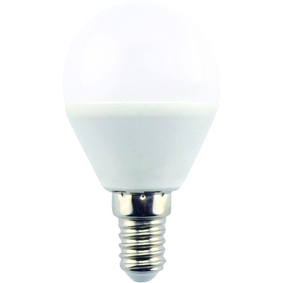 Лампа Ecola light E14 7 Вт шар 560 Лм теплый 4 шт