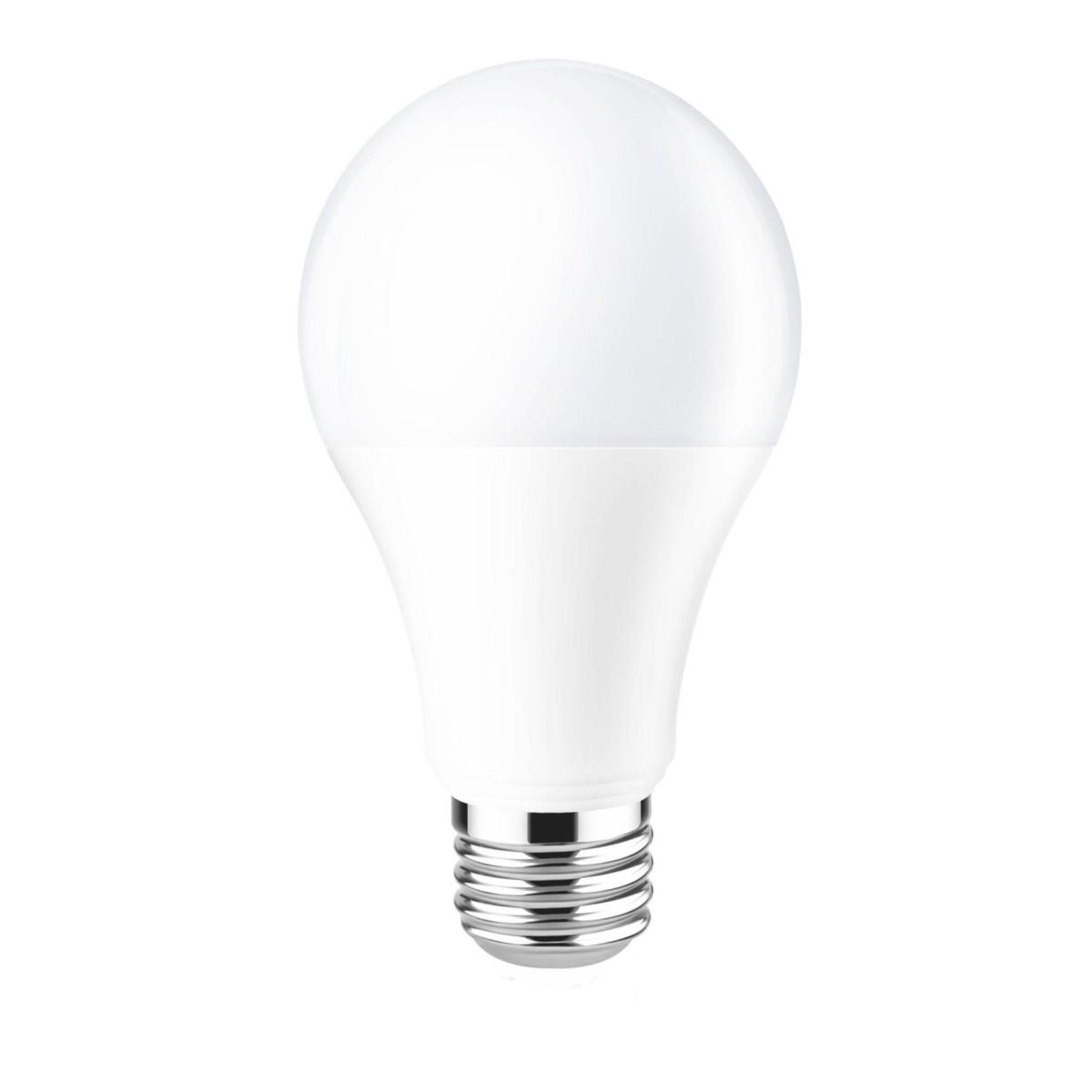 Лампа Ecola light светодионая E27 9.20 Вт груша 580 Лм нейтральный свет