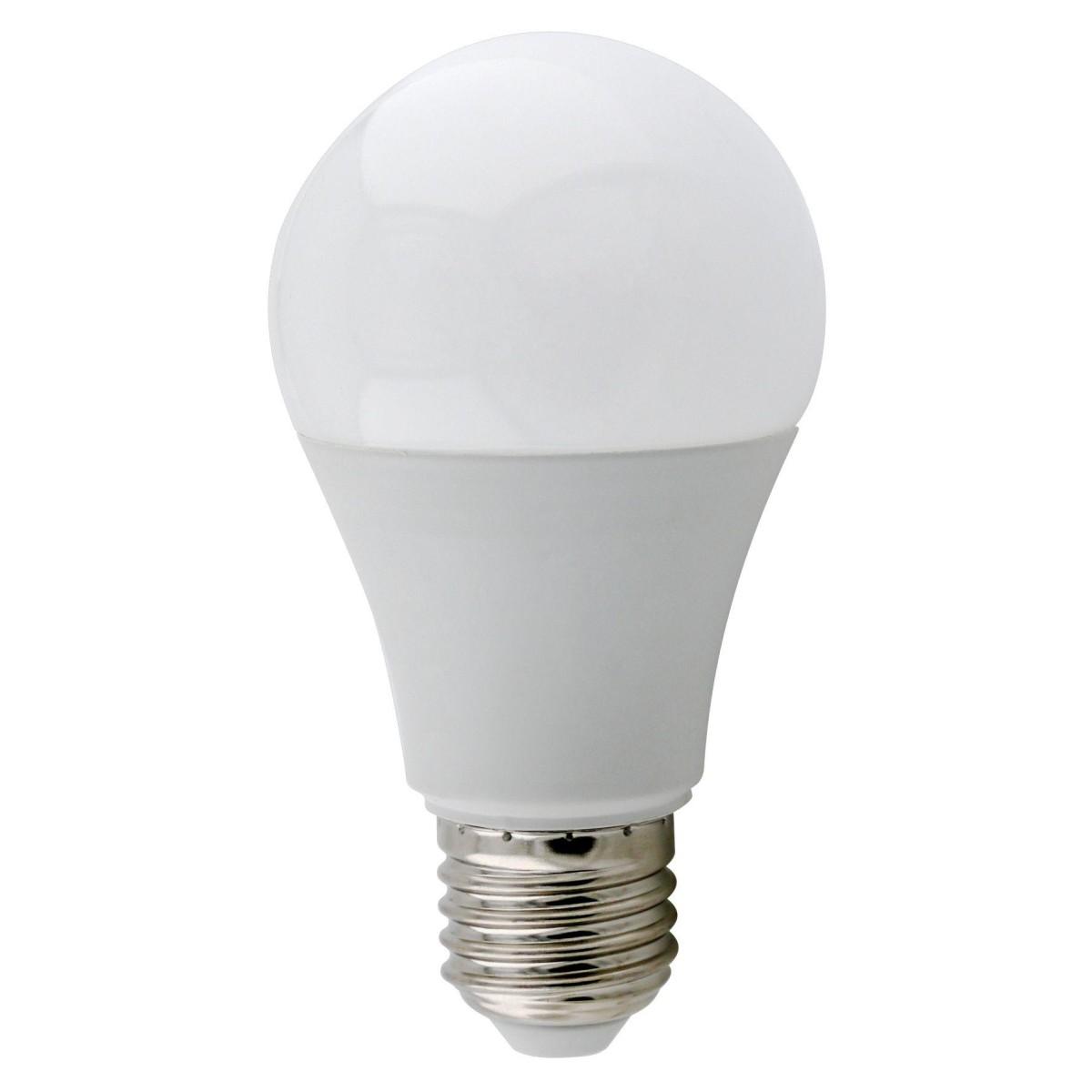 Лампа Ecola light светодионая E27 11.50 Вт груша 740 Лм теплый свет