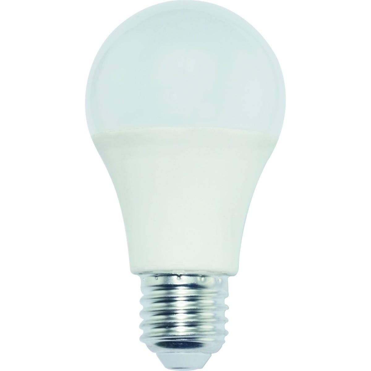 Лампа Ecola light E27 12 Вт груша 960 Лм холодный 4 шт