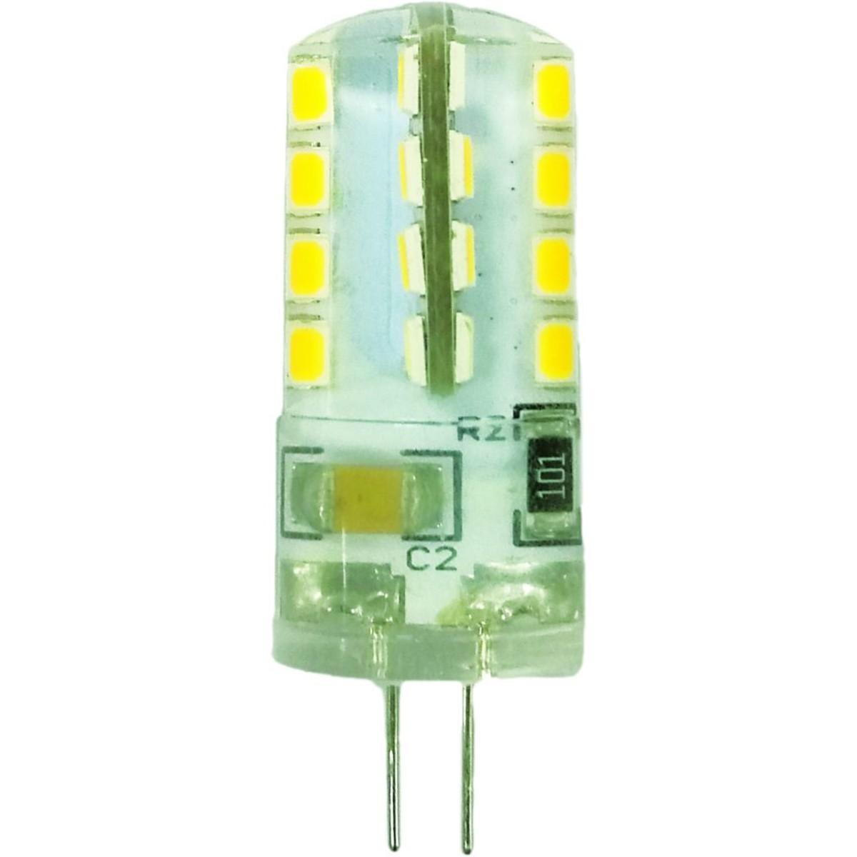 Лампа Ecola Light светодионая G4 3 Вт кукуруза 210 Лм нейтральный свет
