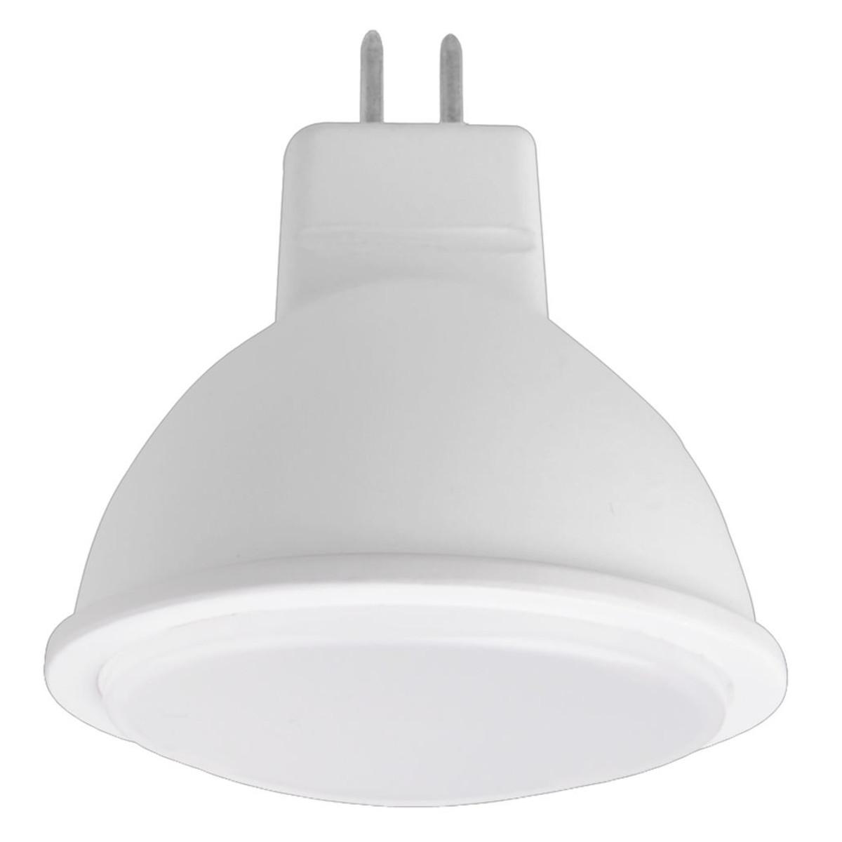Лампа Ecola Light GU5.3 Вт рефлекторная 490 Лм нейтральный