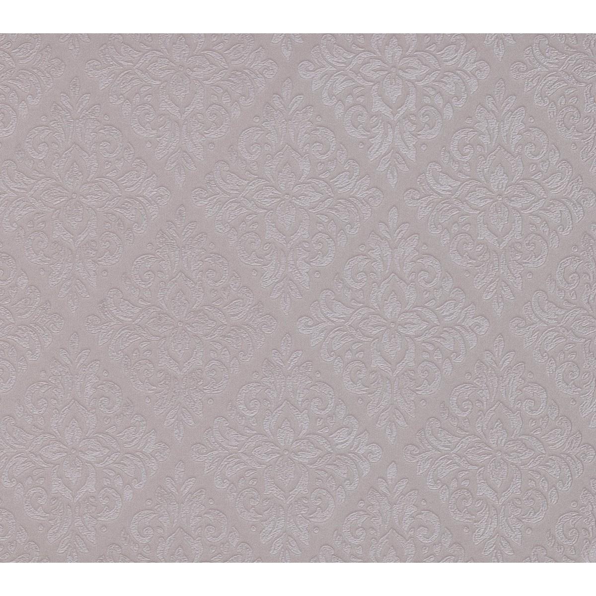 Обои флизелиновые Limonta Italian Wall Couture Camea серые 1.06 м 78007
