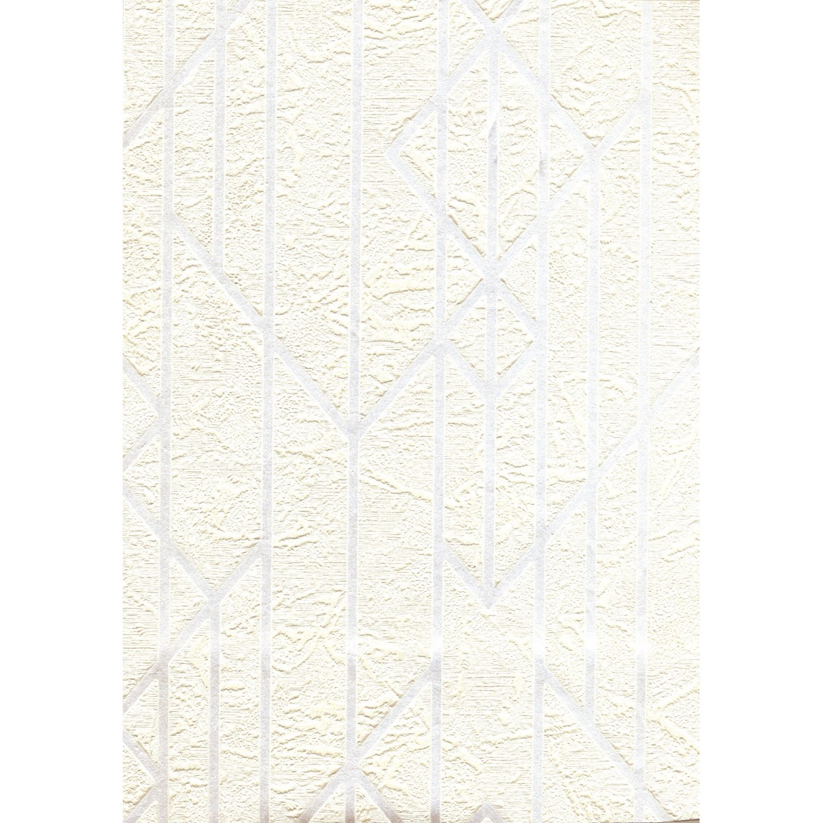Обои флизелиновые Euro Decor Maximus белые 1.06 м 3729-2