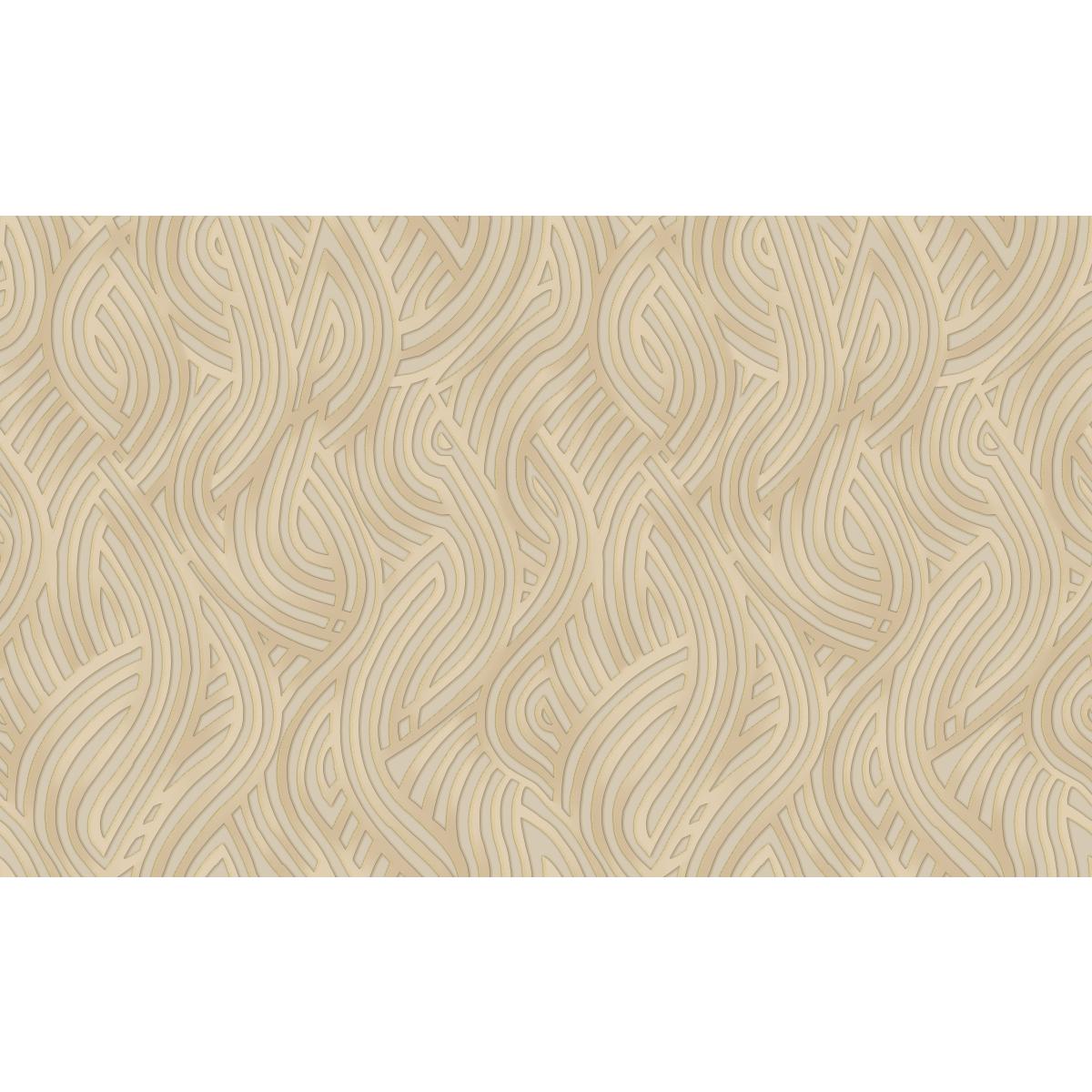 Обои флизелиновые Euro Decor MARS коричневые 1.06 м 7015-02