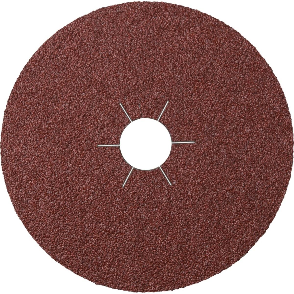 Фибровый круг Klingspor CS 561 125 мм P60 11015 25 шт