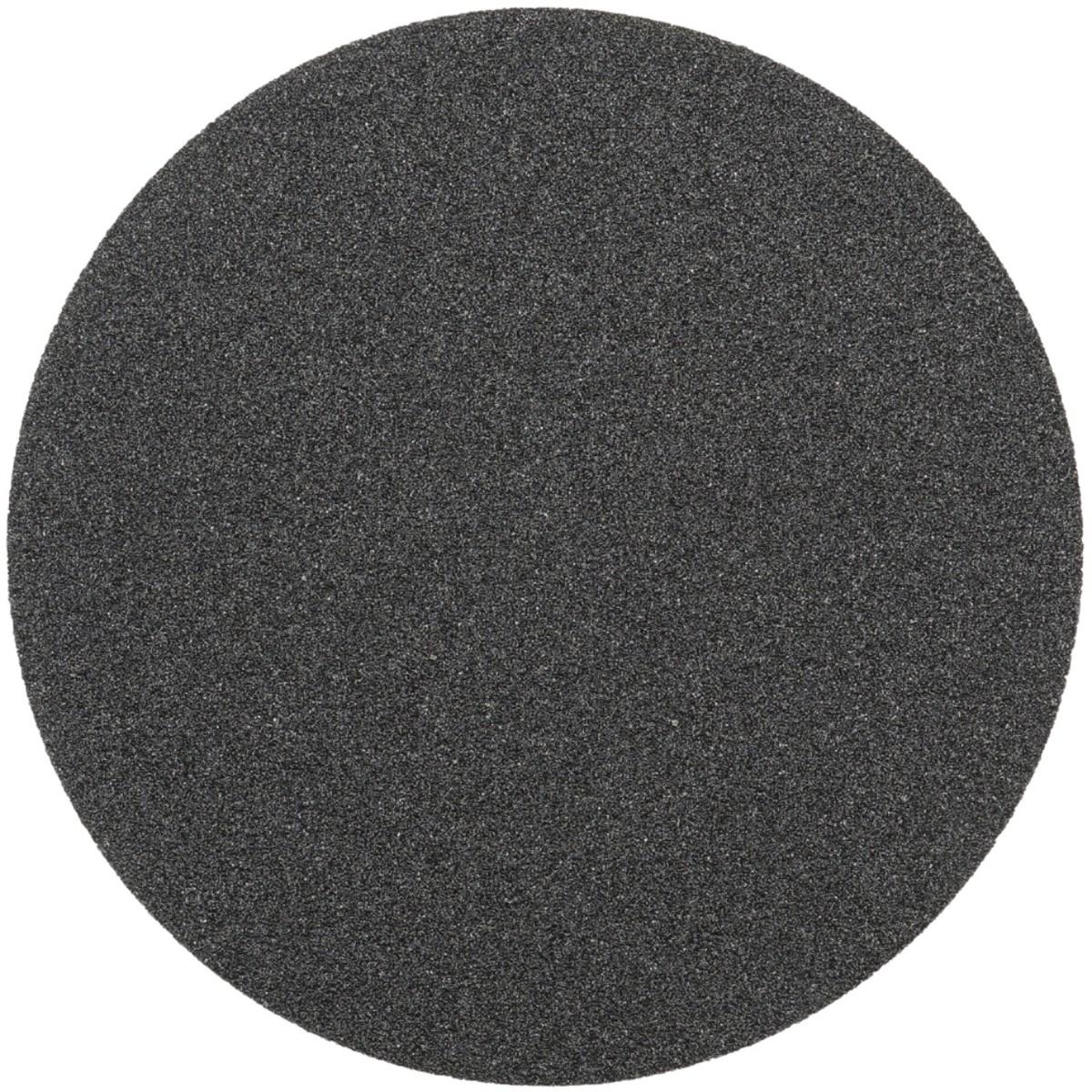 Шлифовальный круг самозацепляемый Klingspor PS 19 EK 200 мм P100 без отверстий 317807 50 шт