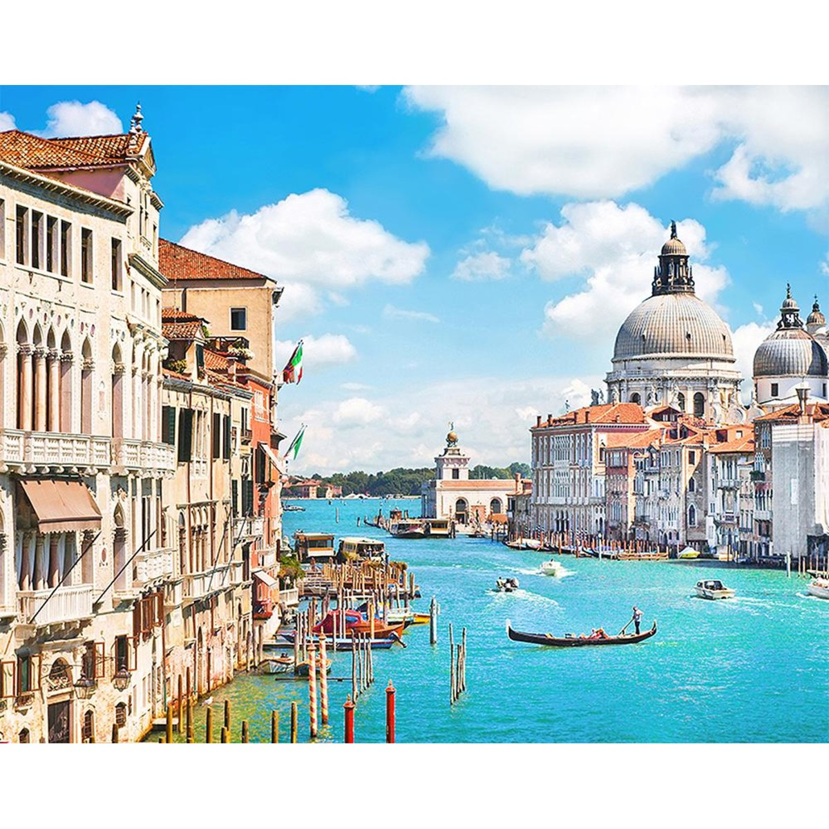 Фотообои Divino Decor Венеция A-047 300х238 см