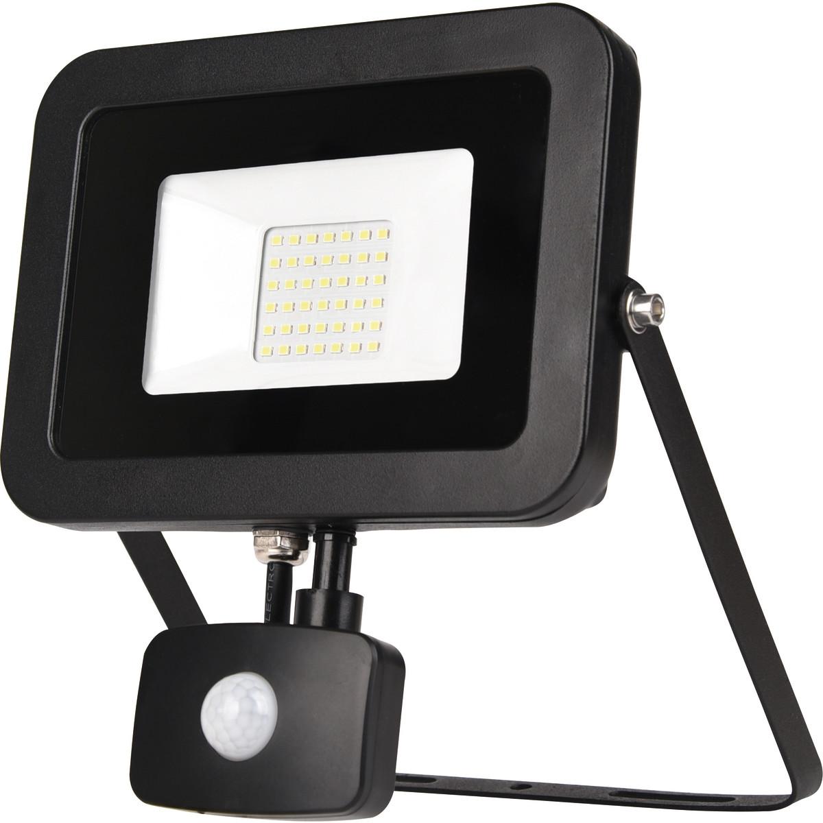 Прожектор уличный светодиодный Эра Eco Б0029436 6500 К 50 Вт IP65 3500 Лм