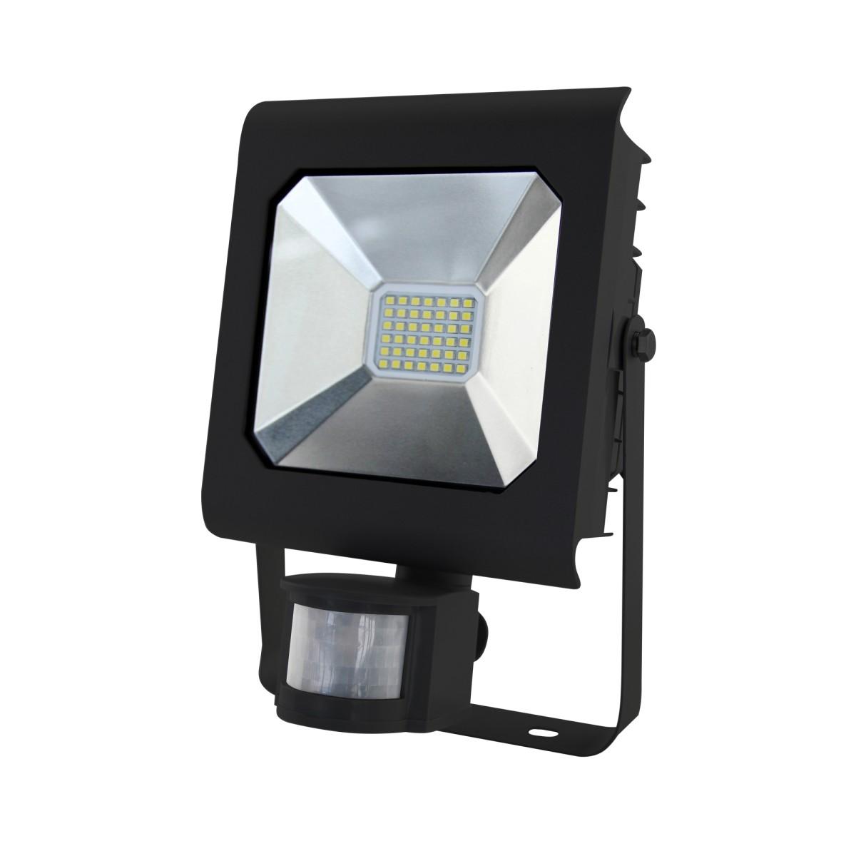 Прожектор уличный светодиодный Эра Pro Б0028657 3000 К 30 Вт IP65 700 Лм