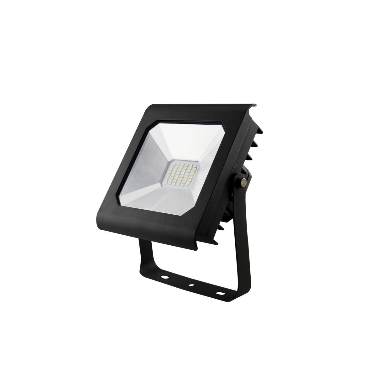 Прожектор уличный светодиодный Эра Pro Б0028654 2700 К 30 Вт IP65 700 Лм
