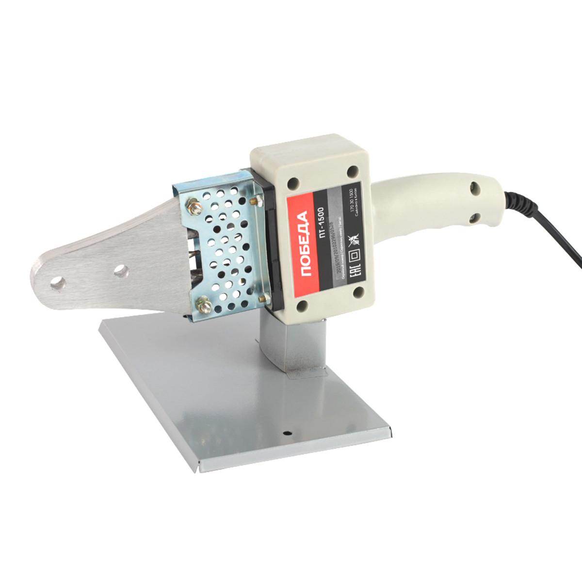 Сварочные аппараты для пластиковых труб Победа ПТ-1500 170301500