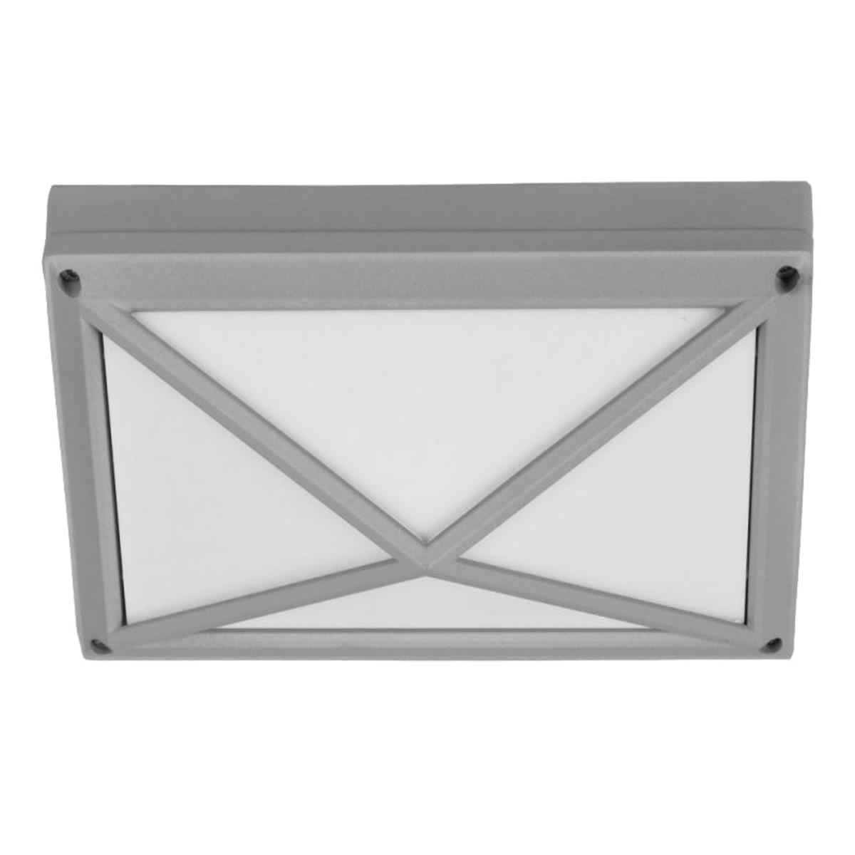 Светильник накладной уличный Ecola Стандарт FS53PSECS IP65