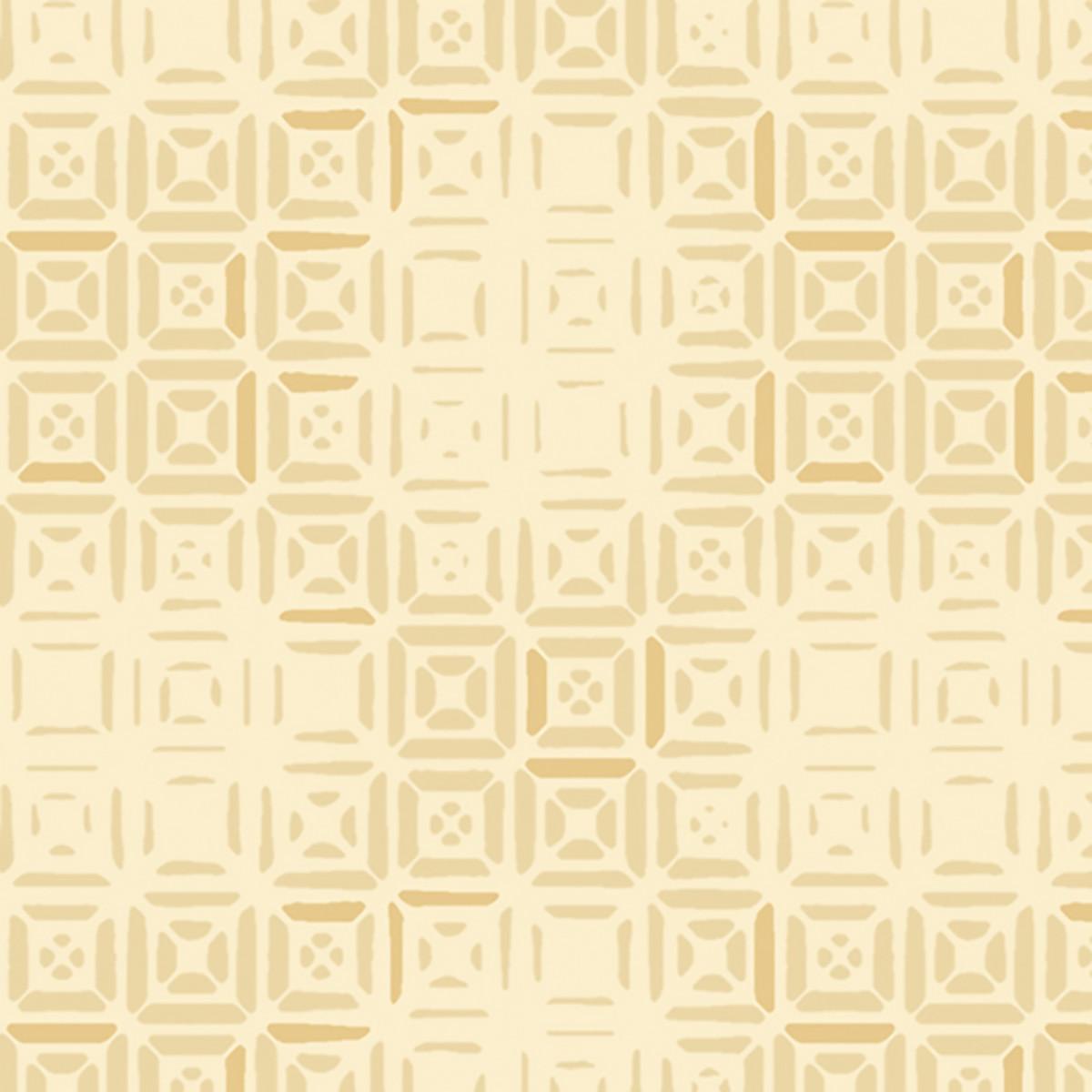Обои виниловые Shinhan Wallcoverings бежевые 1.06 м 88286-2