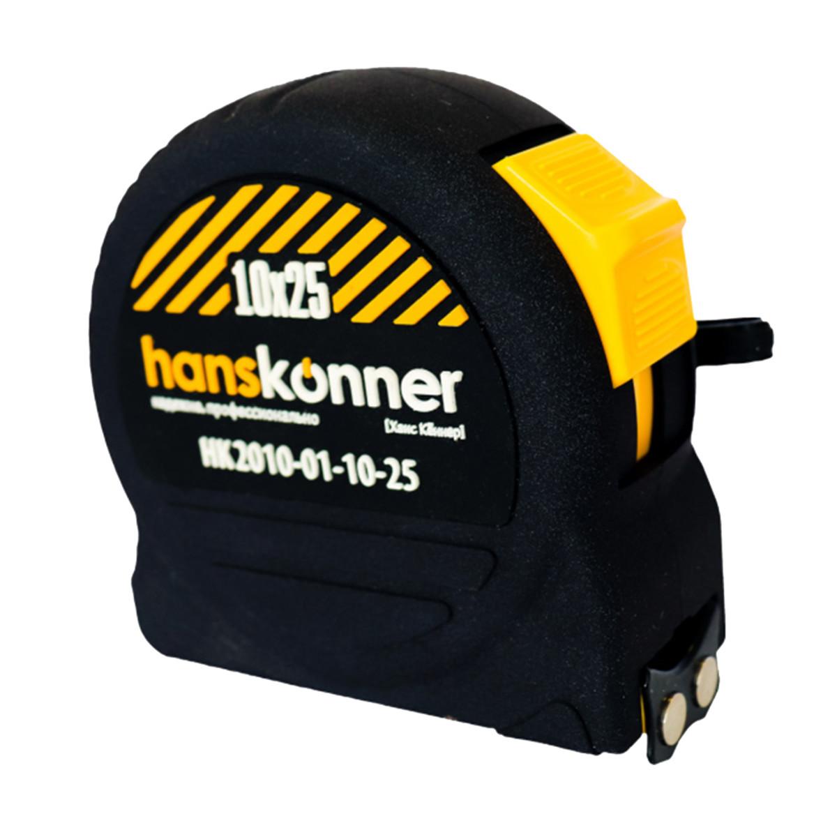 Рулетка Hanskonner HK2010-01-10-25