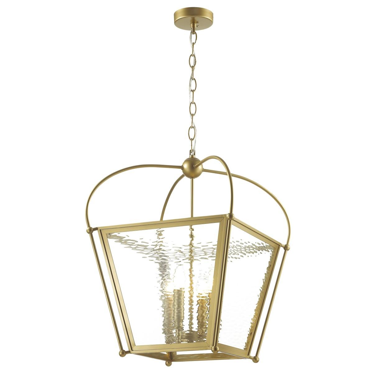 Люстра Favourite Trapeze 2019-4P 4 ламп 8.90 м²