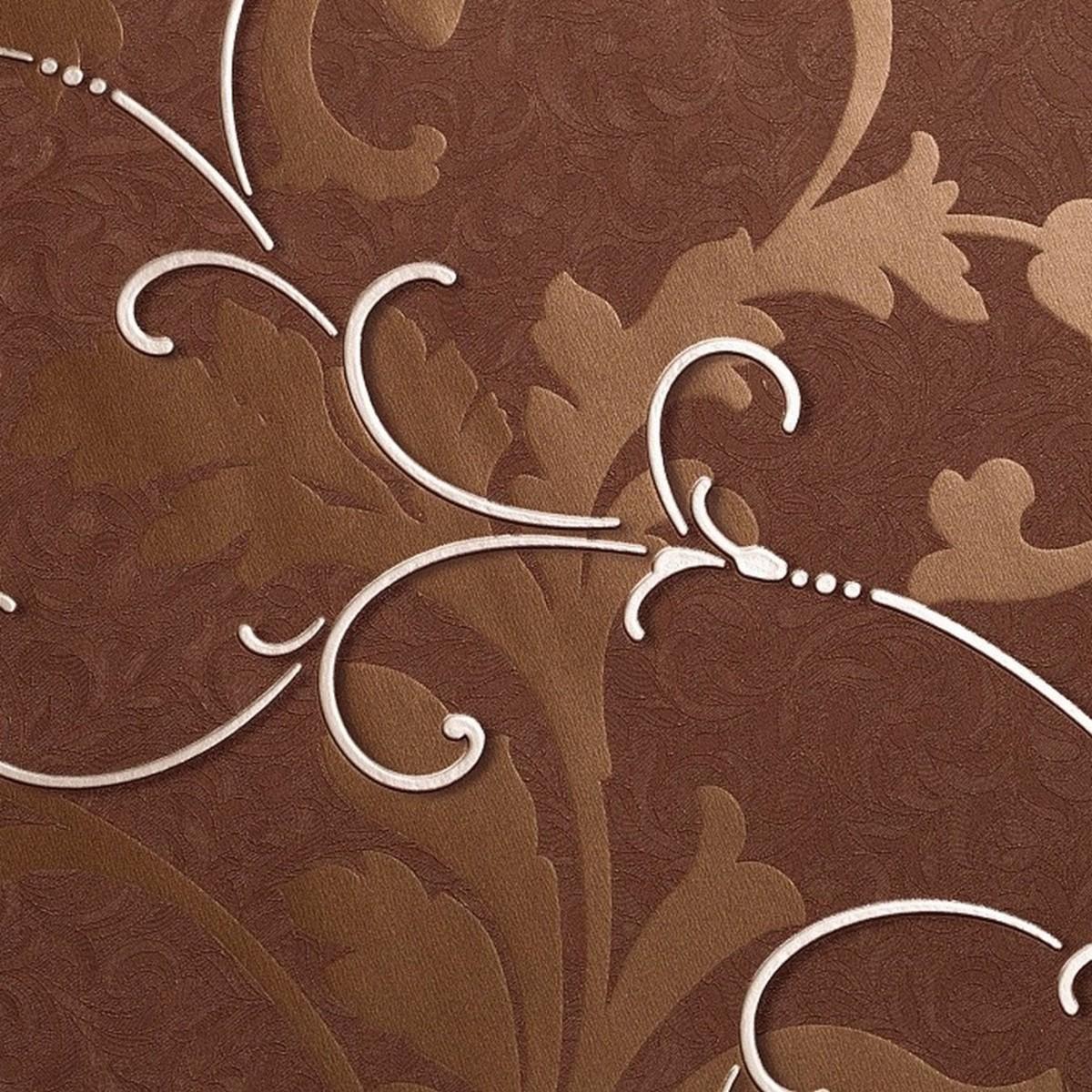 Обои флизелиновые Палитра коричневые 1.06 м PL71161-88