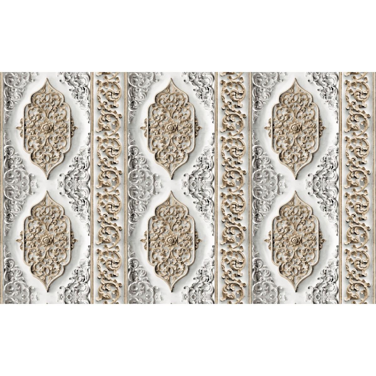 Обои виниловые Shinhan Wallcoverings серые 1.06 м 88366-2