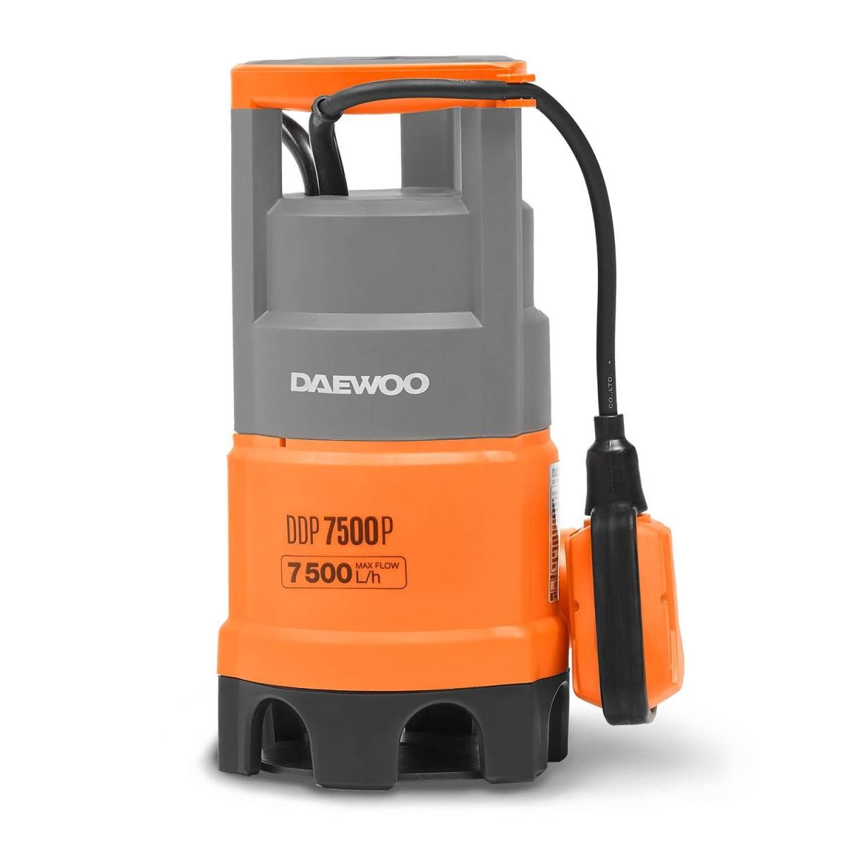 Дренажный насос DAEWOO DDP 7500P