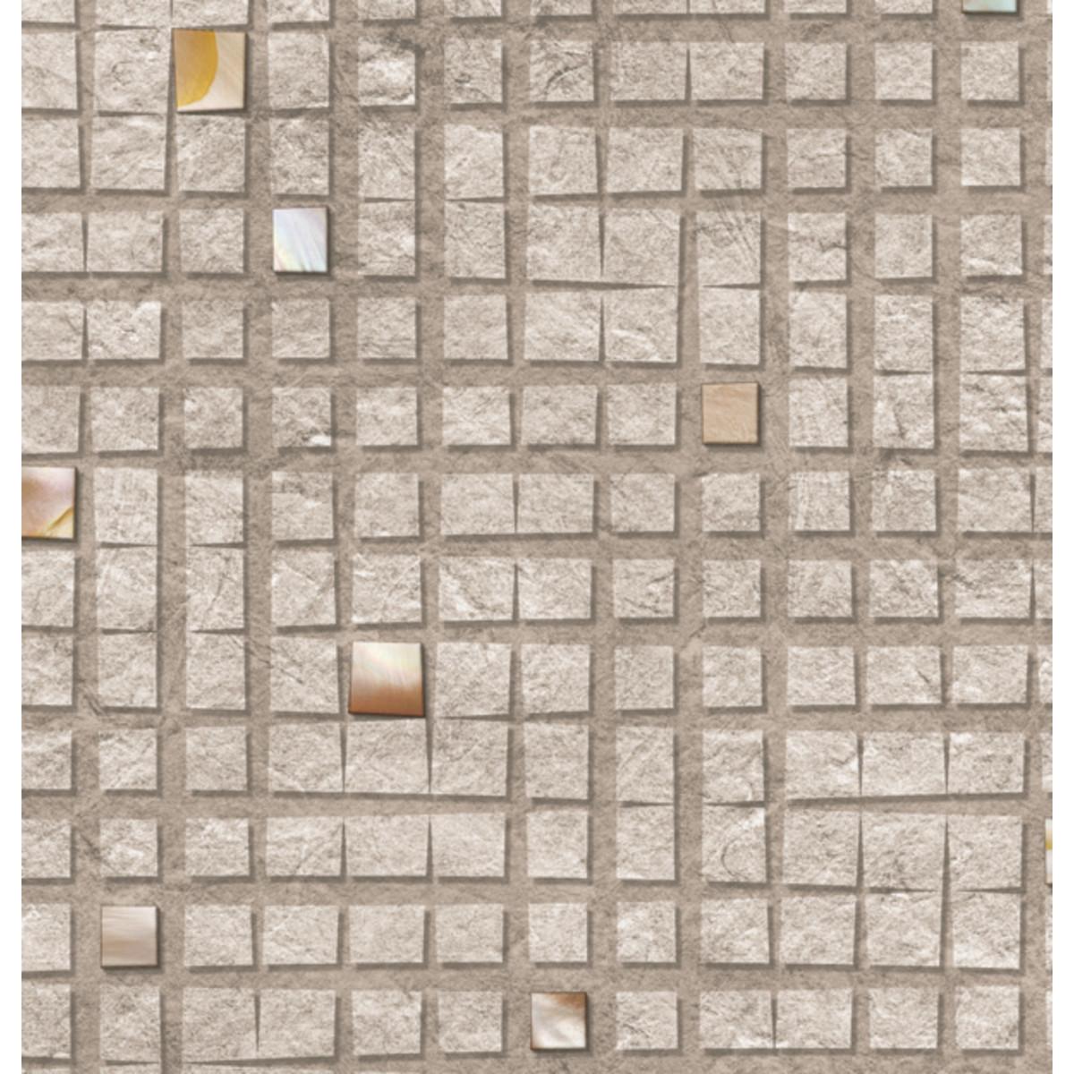 Обои виниловые Shinhan Wallcoverings коричневые 1.06 м 87016-2