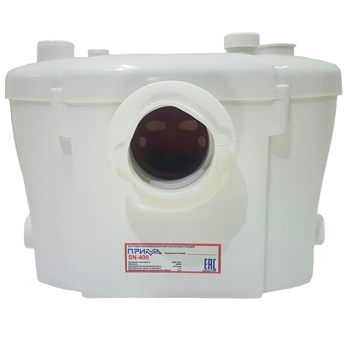 Канализационный насос ПРИМА SN-400 400 Вт