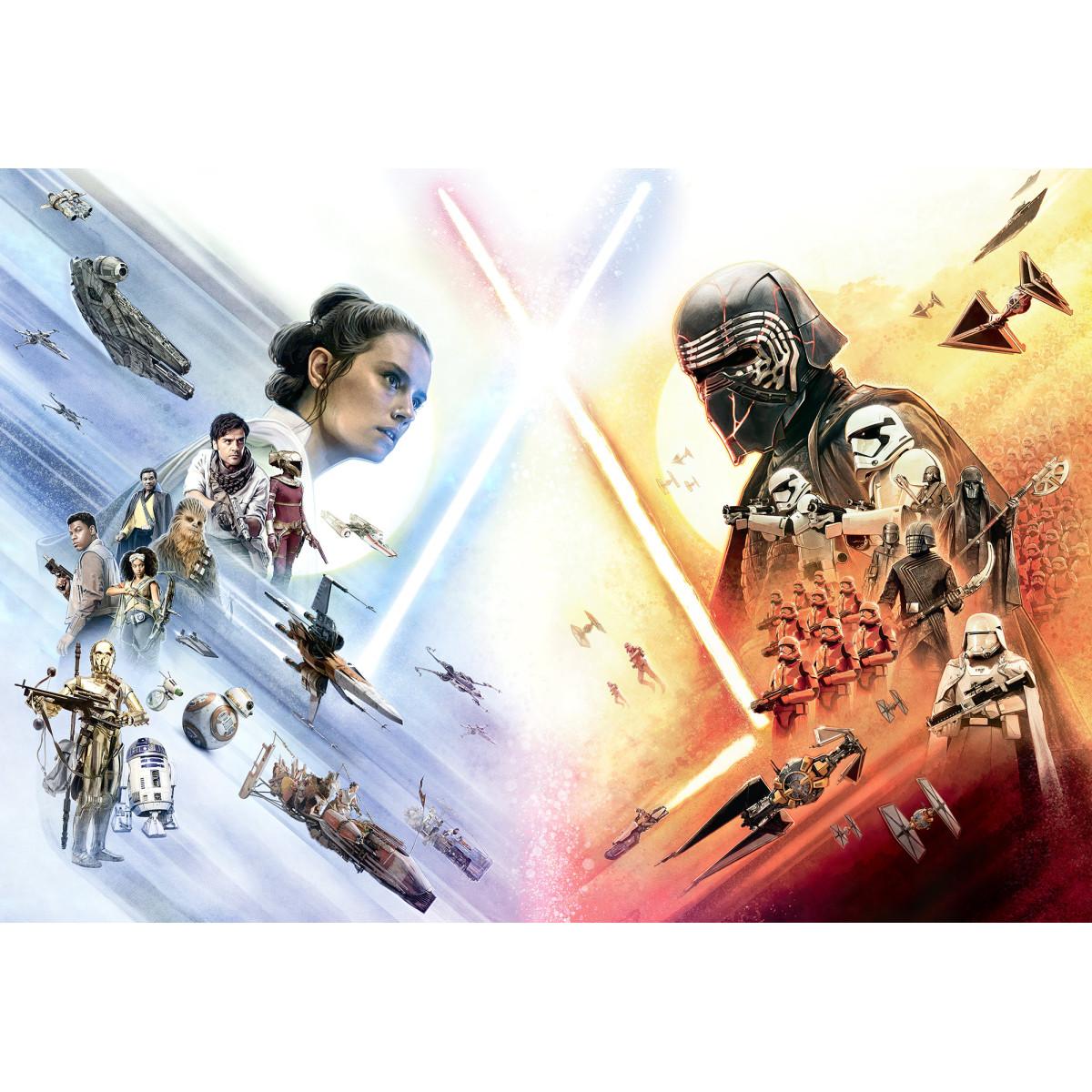 Фотообои Komar Disney Star Wars Movie Poster Wide 8-4114 254х368 см