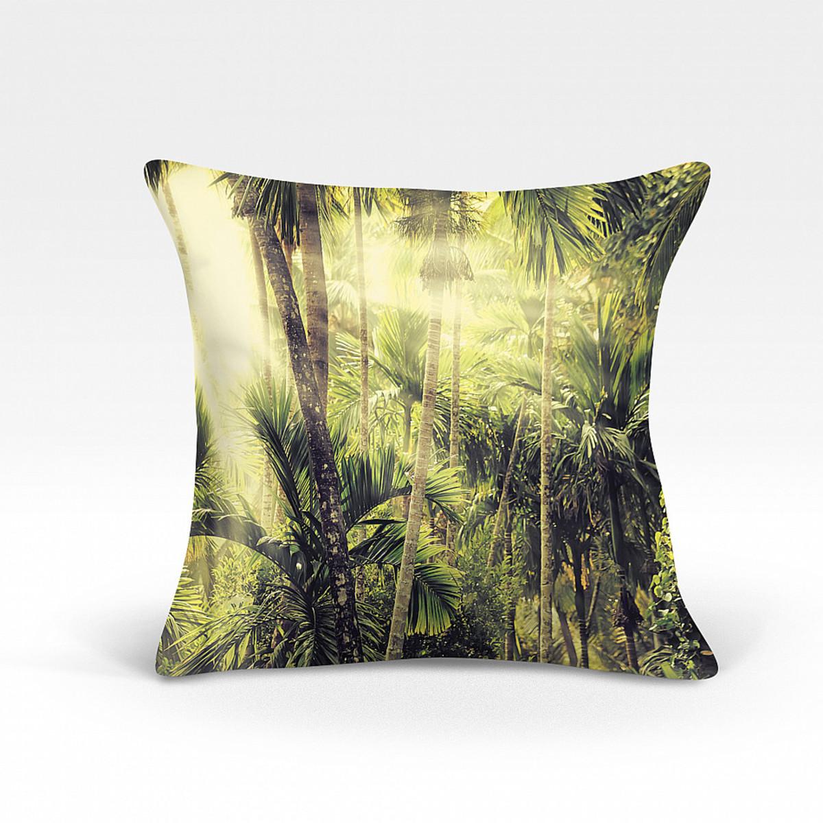 Подушка декоративная ТомДом 45х45 см 967026