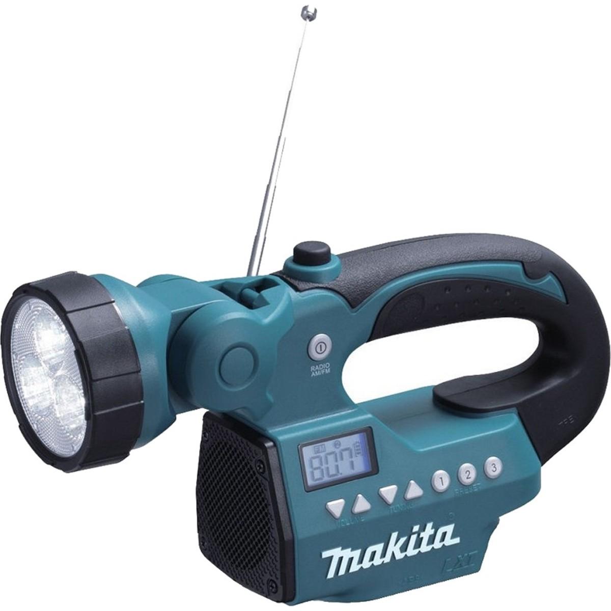 Аккумуляторный Радиоприемник Для Стройплощадки Makita Bmr050