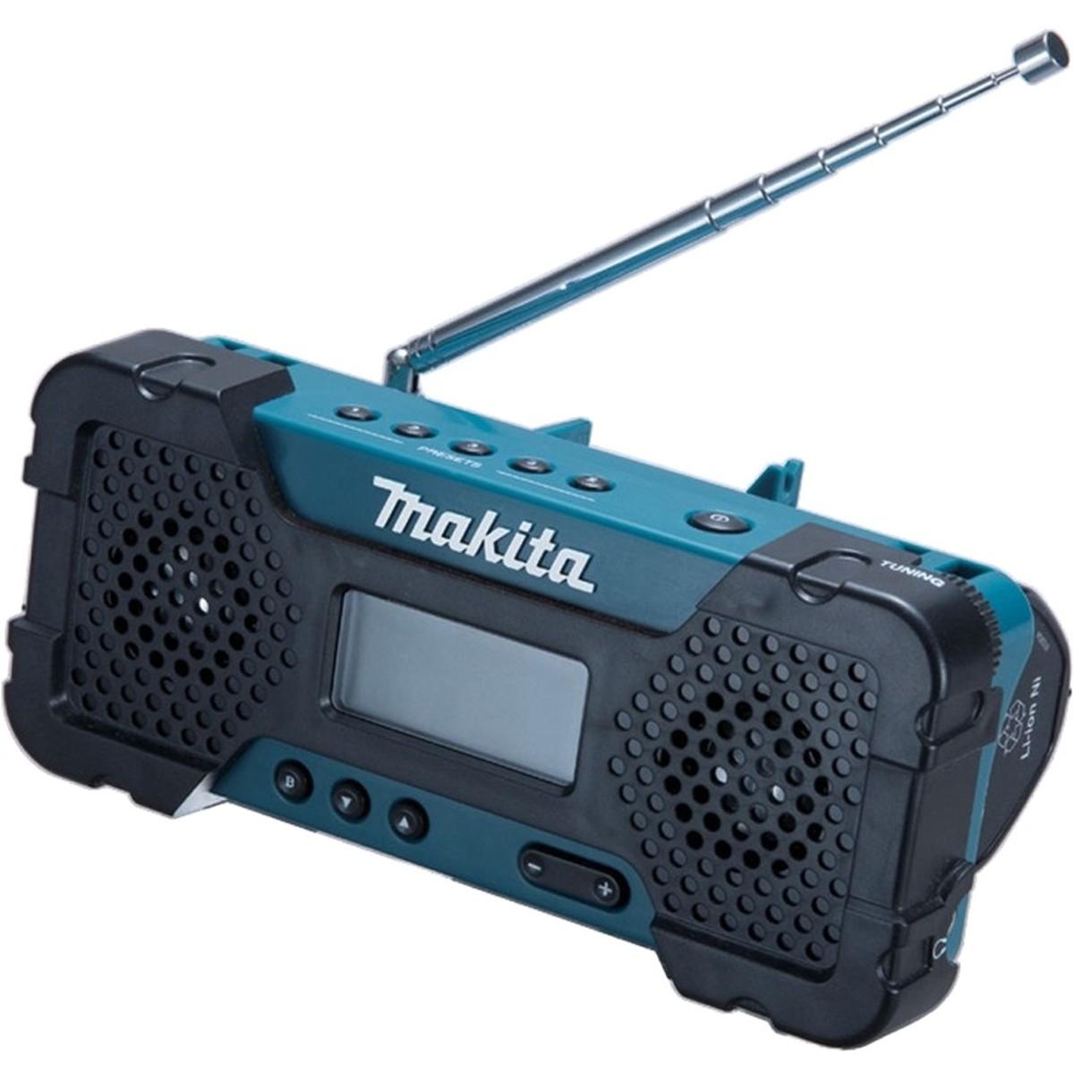 Аккумуляторный Радиоприемник Для Стройплощадки Makita Mr051