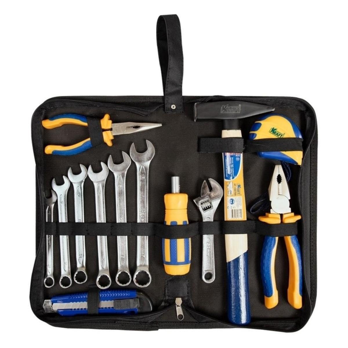 Набор ручного инструмента Kraft KT 703008