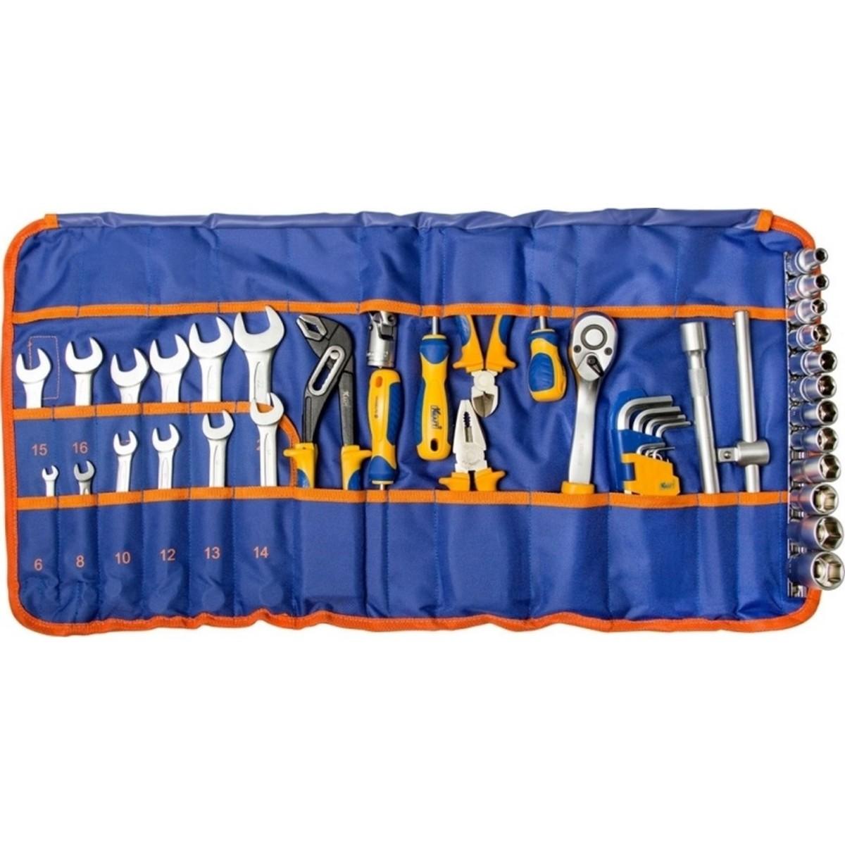 Набор ручного инструмента Kraft KT 703003
