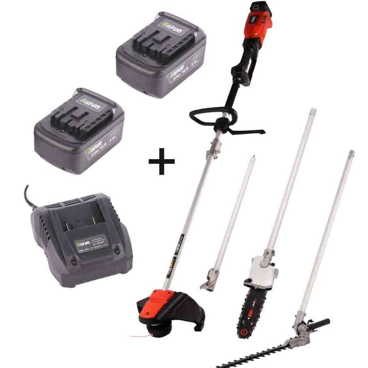 Триммер аккумуляторный SAFUN BCL-18-302 1030103