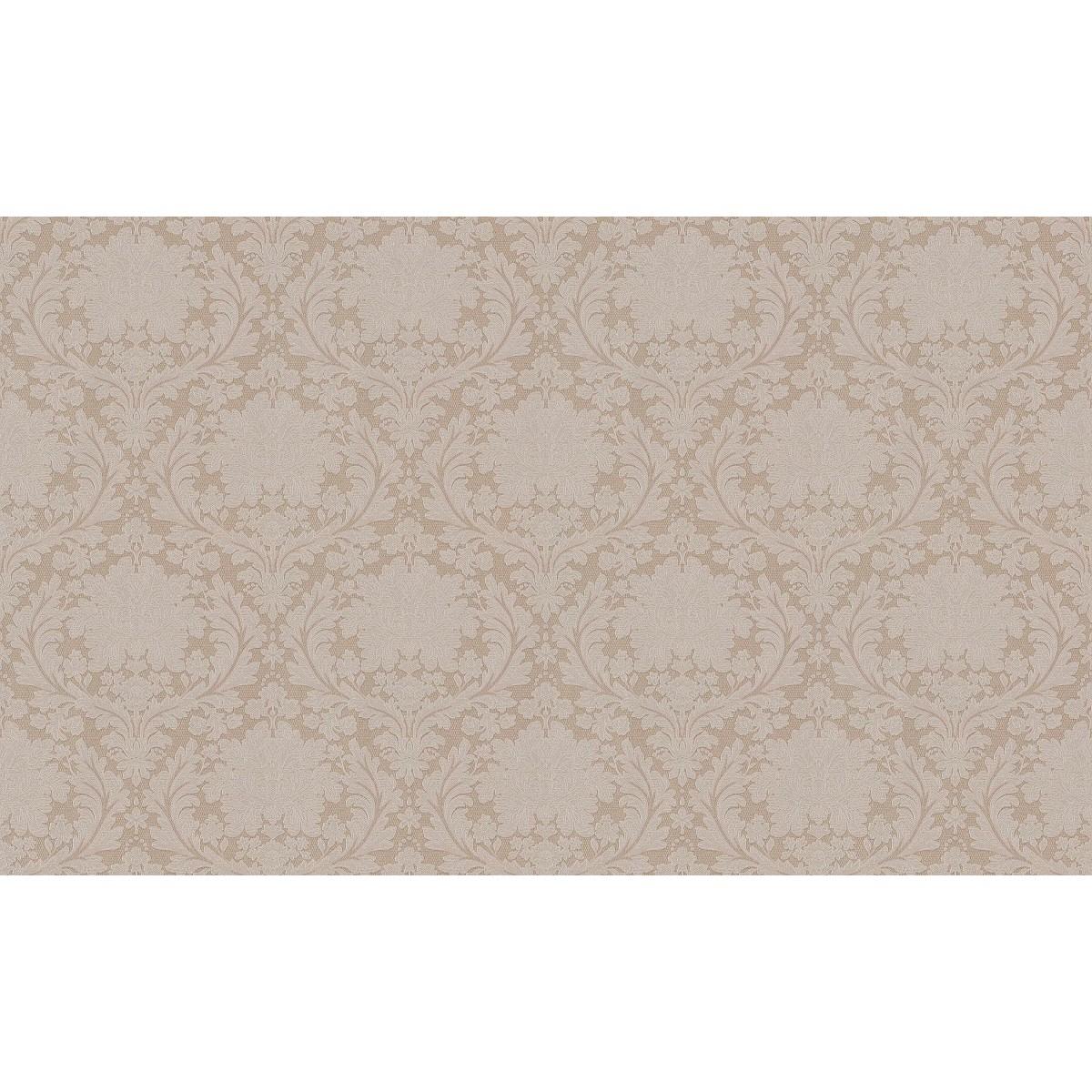 Обои флизелиновые Белвинил Романс коричневые 1.06 м 0274-63
