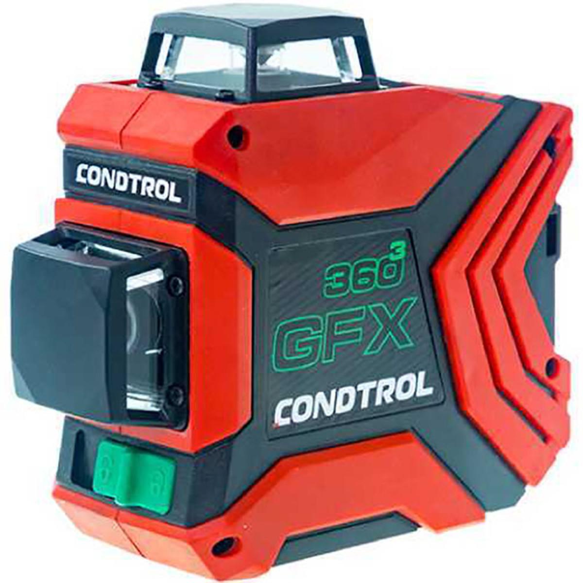 Лазерный нивелир CONDTROL GFX360-3 1-2-222