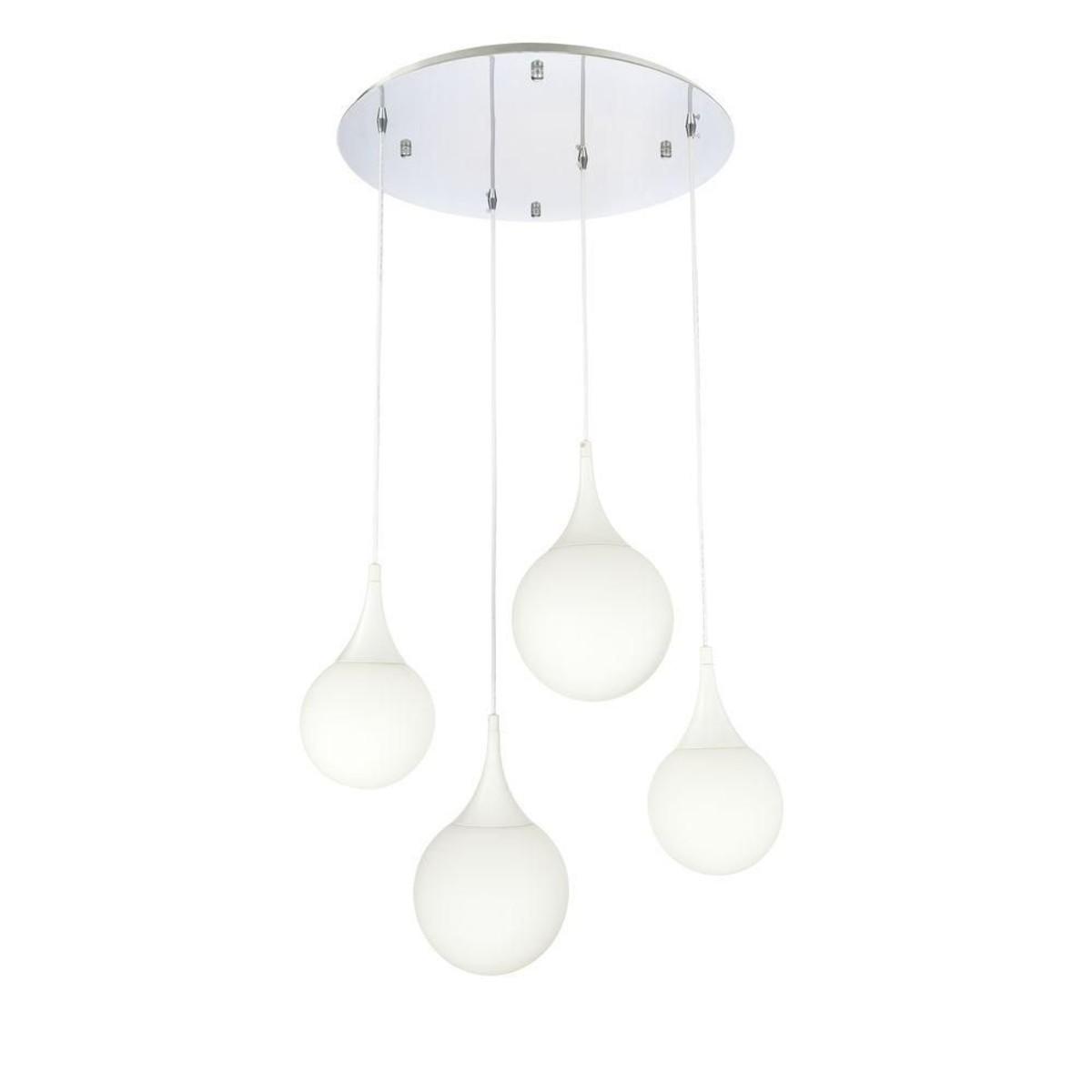 Подвесной светильник Maytoni Dewdrop P225-PL-150-N E27 4 ламп 1.80 м²