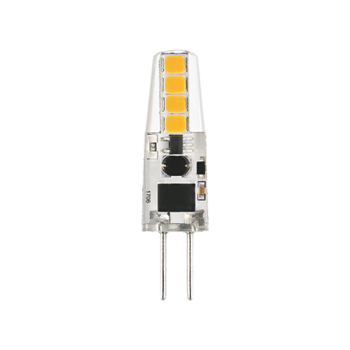 Лампа Elektrostandard G4 LED BL126 светодионая G4 3 Вт кукуруза 270 Лм нейтральный свет