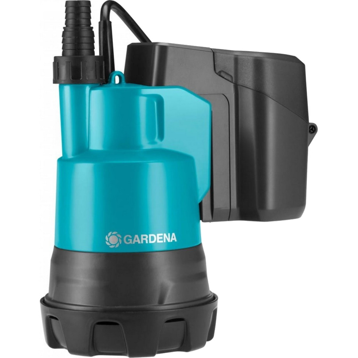 Дренажный насос Gardena 2000/2 Li-18 2000 л/час 01748-20.000.00