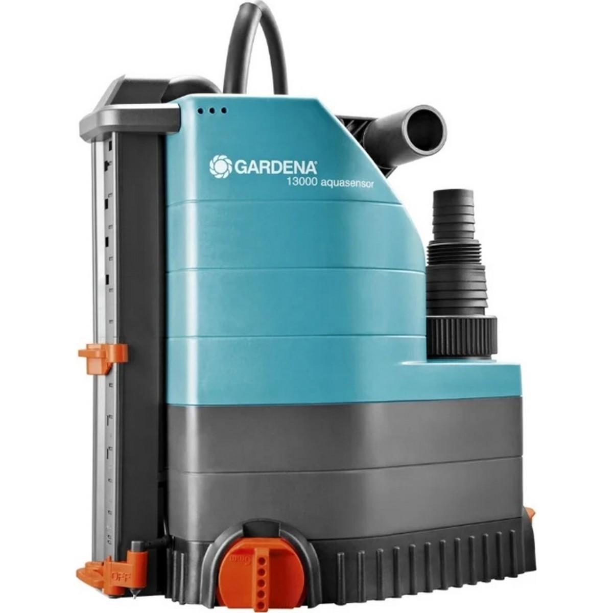 Погружной насос Gardena 4000/2 Comfort автоматический 01742-20.000.00