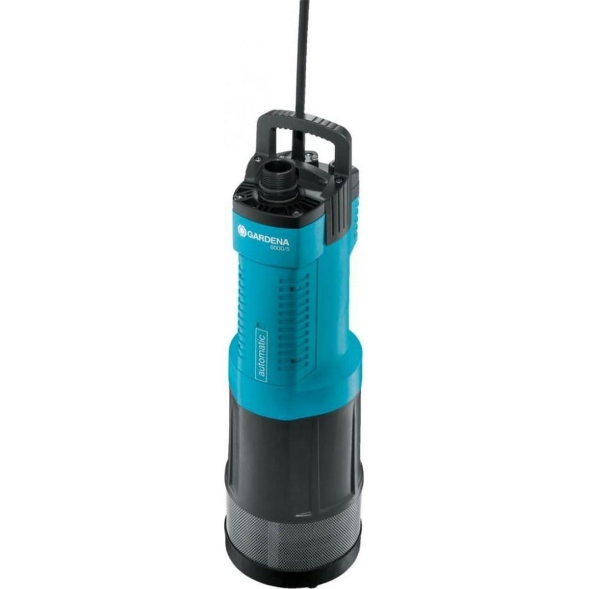 Погружной насос Gardena 6000/5 Comfort автоматический 01476-20.000.00