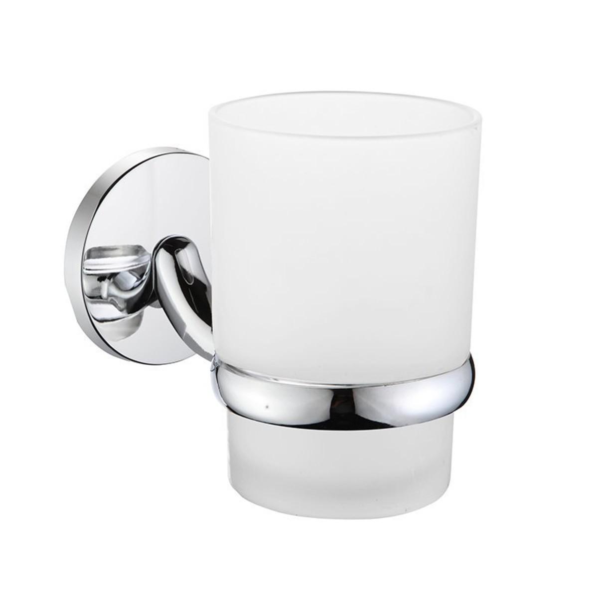 Стакан для ванной Milardo Cadiss CADSMG0M45