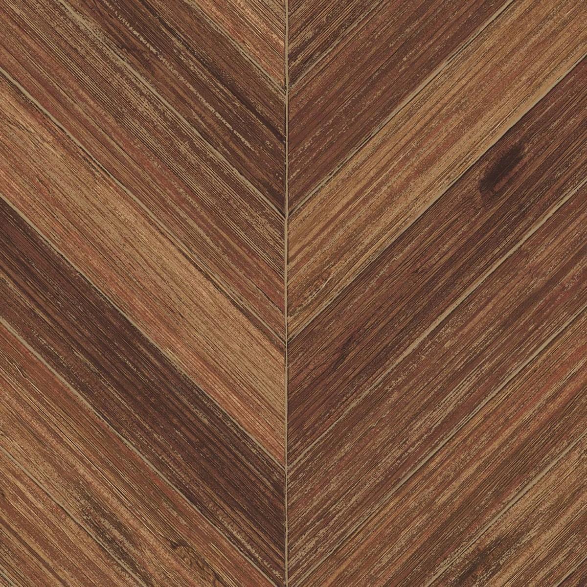 Обои виниловые Gaenari коричневые 1.06 м 81172-4